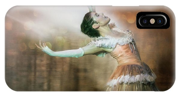 Pose iPhone Case - To Dance by Charlaine Gerber