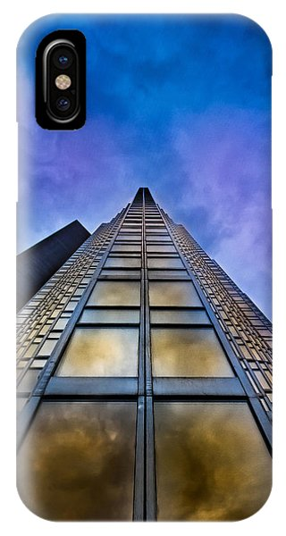 To Infinity And Beyond 2 At No 200 Bay St Toronto Canada IPhone Case