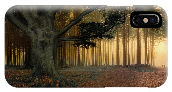 Couple iPhone Case - To The Light......... by Piet Haaksma