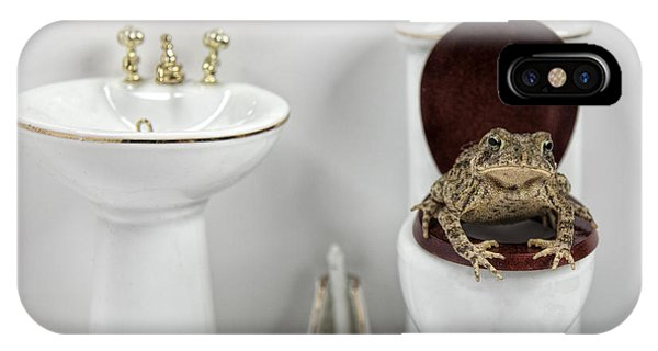 Toad Stool IPhone Case