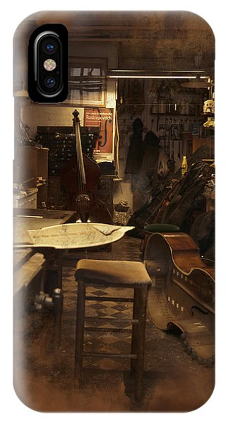 Tobacco Cello IPhone Case