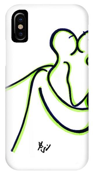 Toi Et Moi IPhone Case