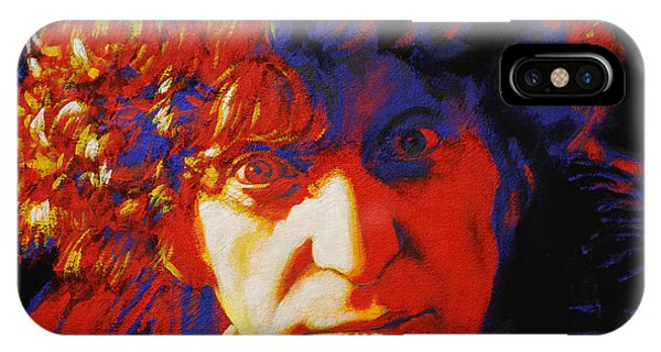 Tom Baker IPhone Case