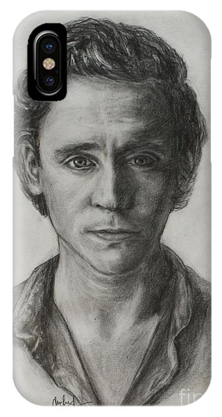 Tom Hiddleston IPhone Case