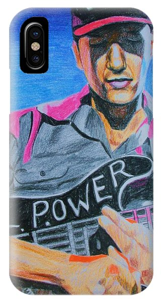 Tom Morello Phone Case by Jeremy Moore