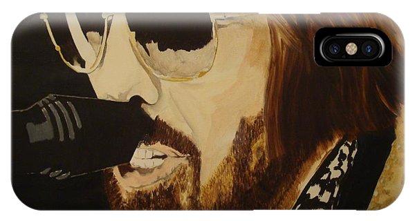 Tom Petty IPhone Case