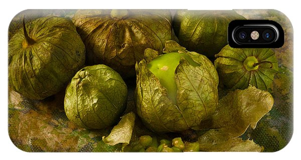 Tomatillos3656 IPhone Case