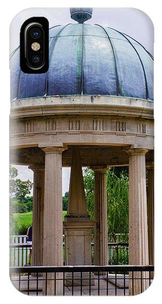 Tomb Of President Andrew Jackson IPhone Case