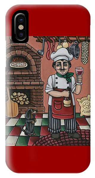 Tommys Italian Kitchen IPhone Case