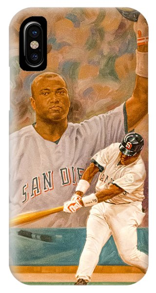 Tony Gwynn IPhone Case