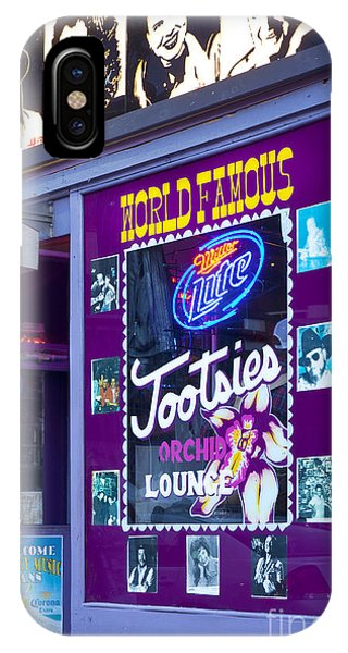 Tootsies Nashville IPhone Case