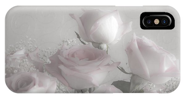 Top Of My Bouquet IPhone Case