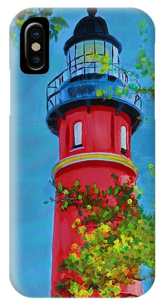 Top Of The House IPhone Case