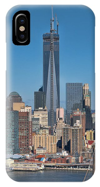 Topping Out IPhone Case