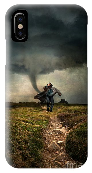 Tornado IPhone Case