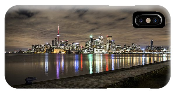 Toronto Sunset IPhone Case