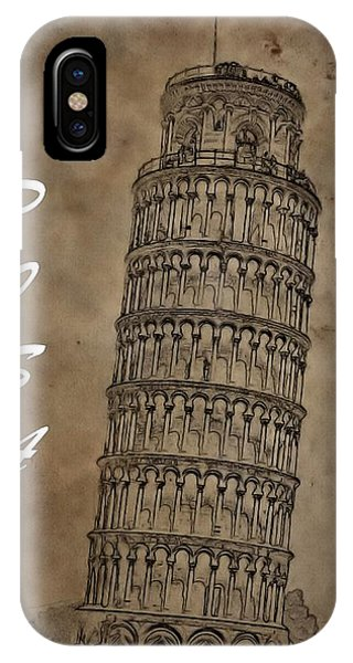 Torre De Pisa IPhone Case