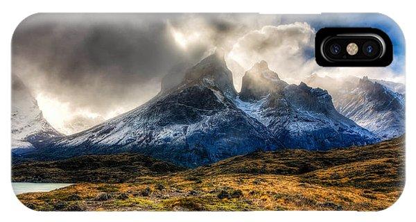 Torres Del Paine 1 Phone Case by Roman St