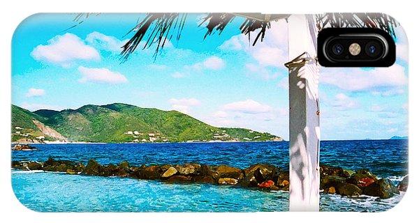 Tortola Cabana IPhone Case