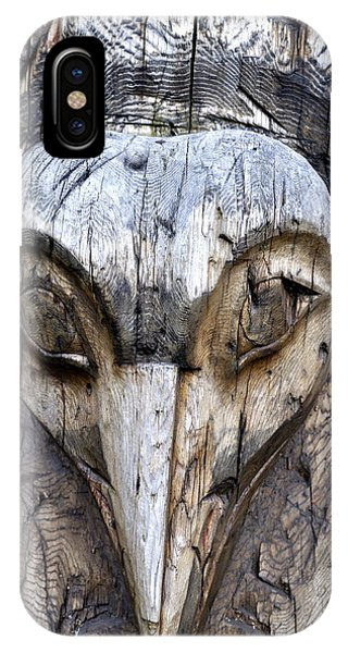 Totem Face IPhone Case