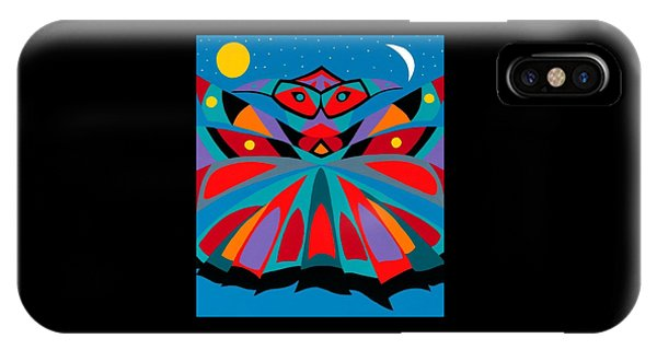Totem IPhone Case