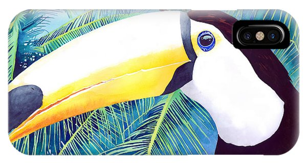 Toucan IPhone Case
