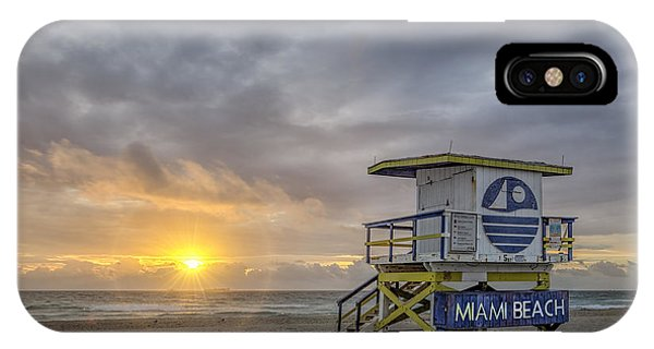 Florida iPhone Case - Touch A New Day by Evelina Kremsdorf