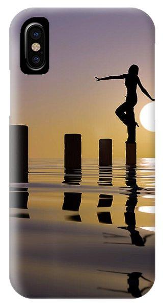 Touch My Sun Phone Case by Mustafa Celikel