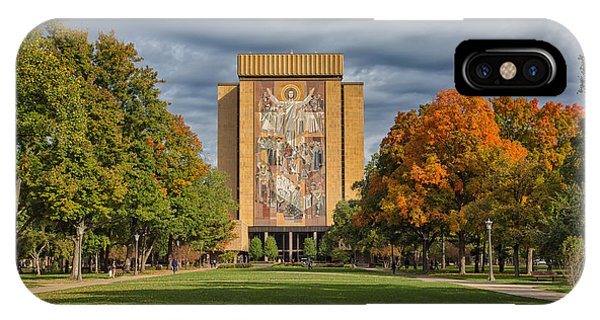 Touchdown Jesus IPhone Case