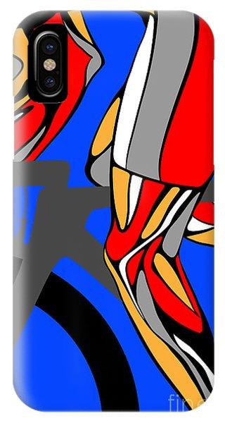 Tour Legs IPhone Case