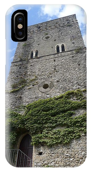 Tower And Ivy IPhone Case