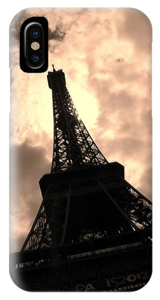 Tower And The Sky IPhone Case