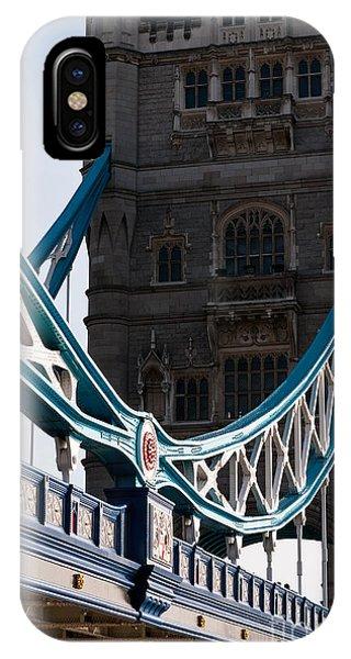 Tower Bridge 03 IPhone Case