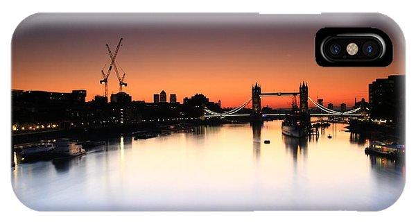 Tower Bridge 2 IPhone Case