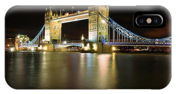 Tower Bridge London IPhone Case