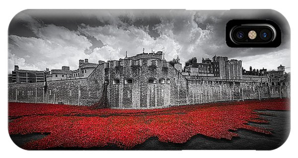 Tower Of London Remembers IPhone Case