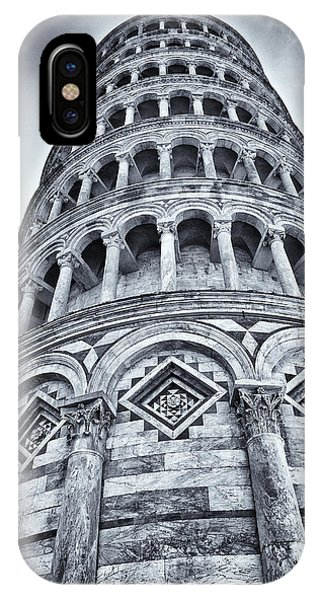 Tower Of Pisa IPhone Case