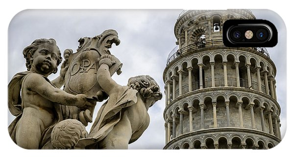 Tower Of Pisa IPhone Case