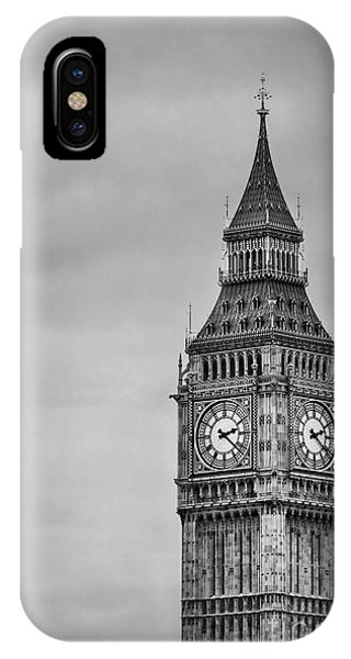 Ben iPhone Case - Tower Of Power by Evelina Kremsdorf