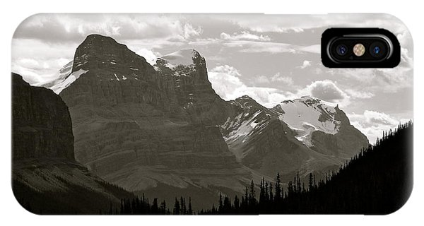 Towering Peaks IPhone Case