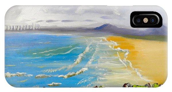 Towradgi Beach IPhone Case