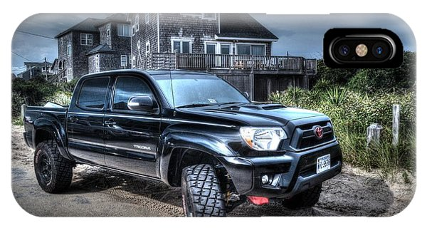Toyota Tacoma Trd Truck IPhone Case
