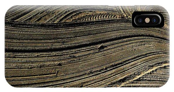 Tractor Swirl IPhone Case