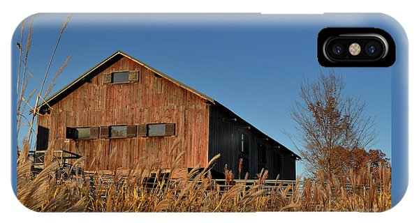 Traders Point Barn IPhone Case
