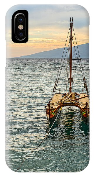 Traditions At Sea IPhone Case