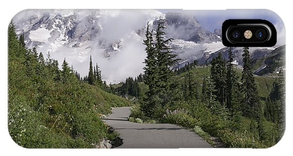 Trail To Edith Creek IPhone Case