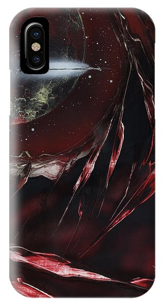IPhone Case featuring the painting Trails End by Jason Girard