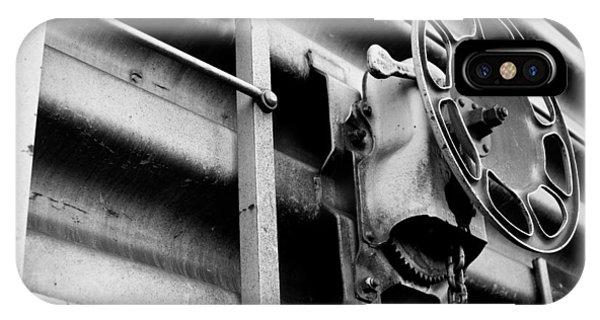Train 11 IPhone Case