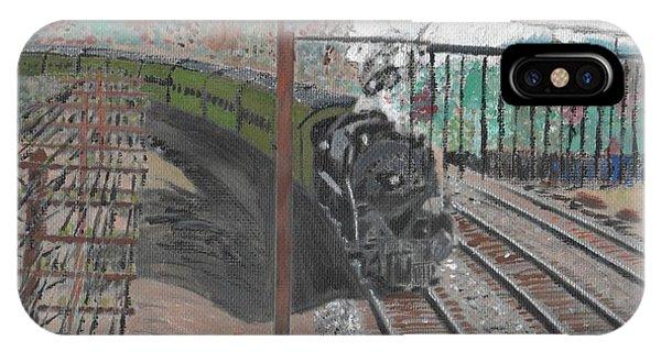 Train 641 IPhone Case