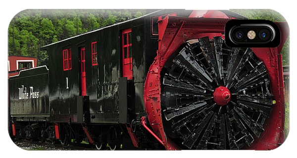 Train Passing IPhone Case